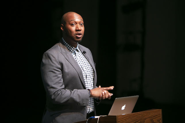 Willie Jackson - Keynote - From Day One Conference - Brooklyn